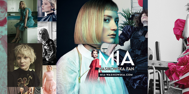 Grand opening of Mia Wasikowska Fan!